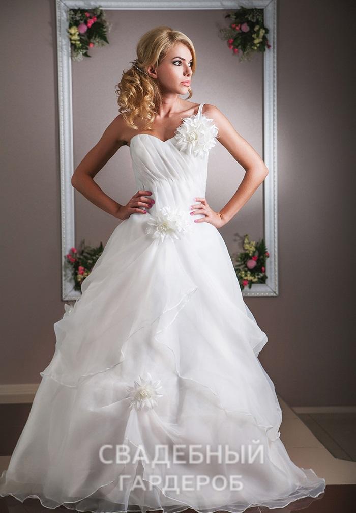 Свадебное платье Фрезия 1