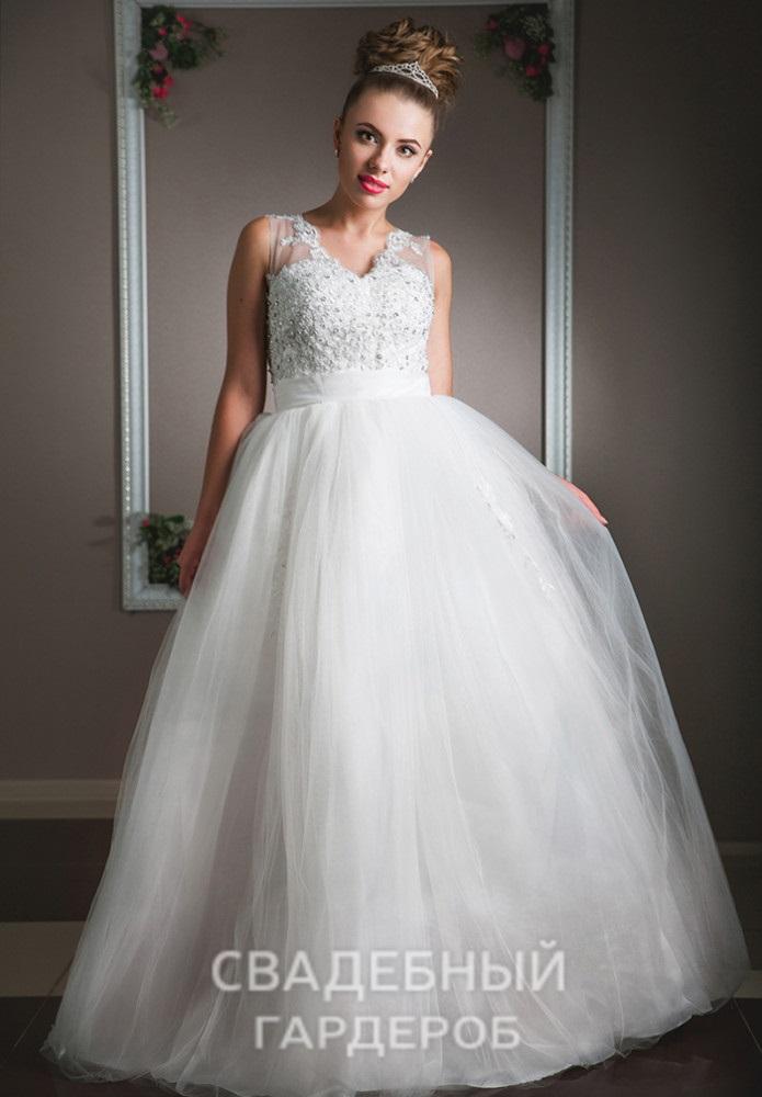 Свадебное платье Кора