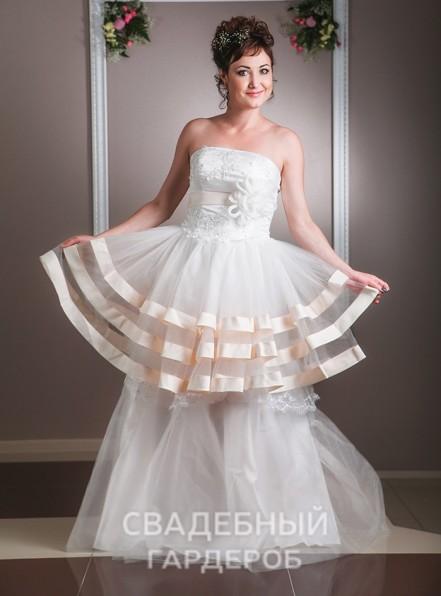 Свадебное платье Лэйла 1