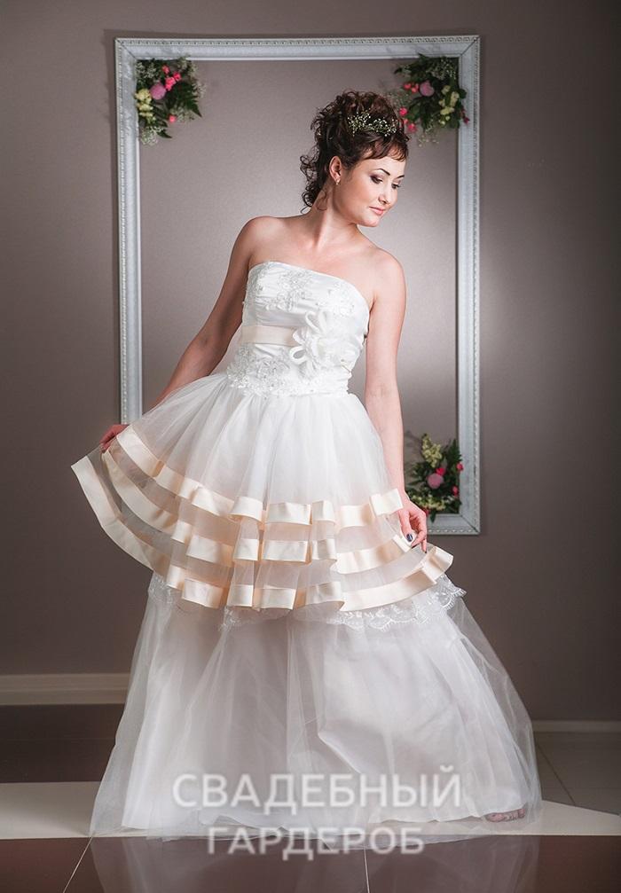 Свадебное платье Лэйла 2
