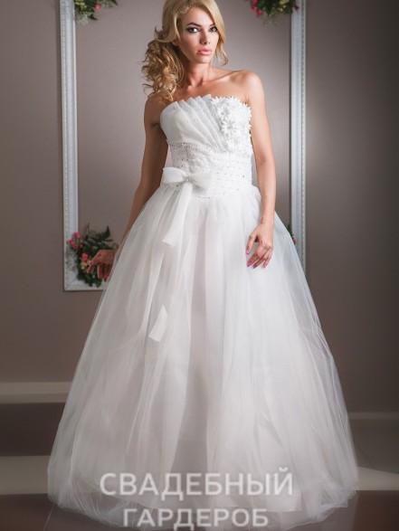 Фотография Свадебное платье Диодора