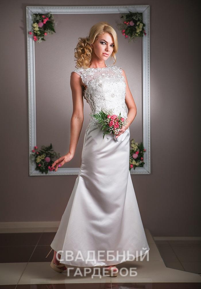 Свадебное платье Пелагея 2