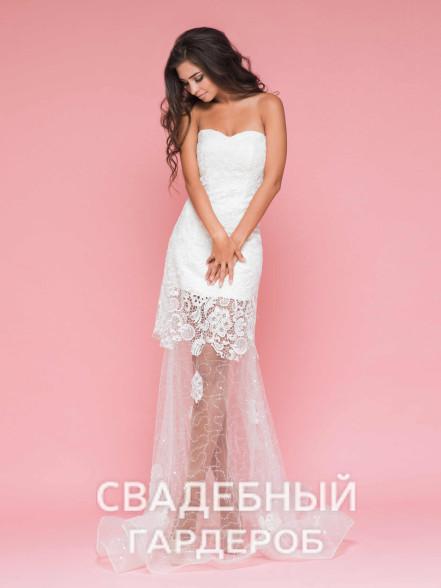 Тренды 2017 года. Самые актуальные свадебные платья