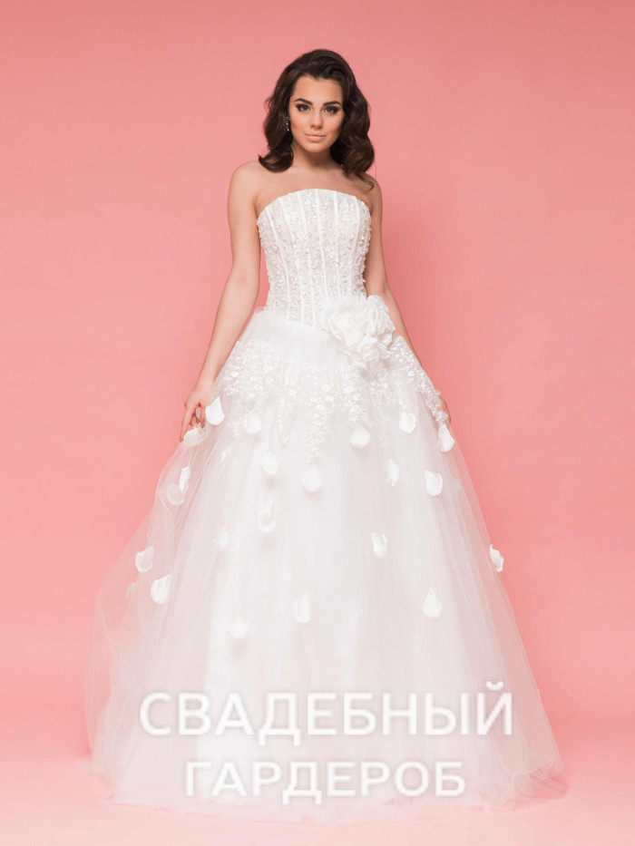 Свадебное платье Рафаэлла