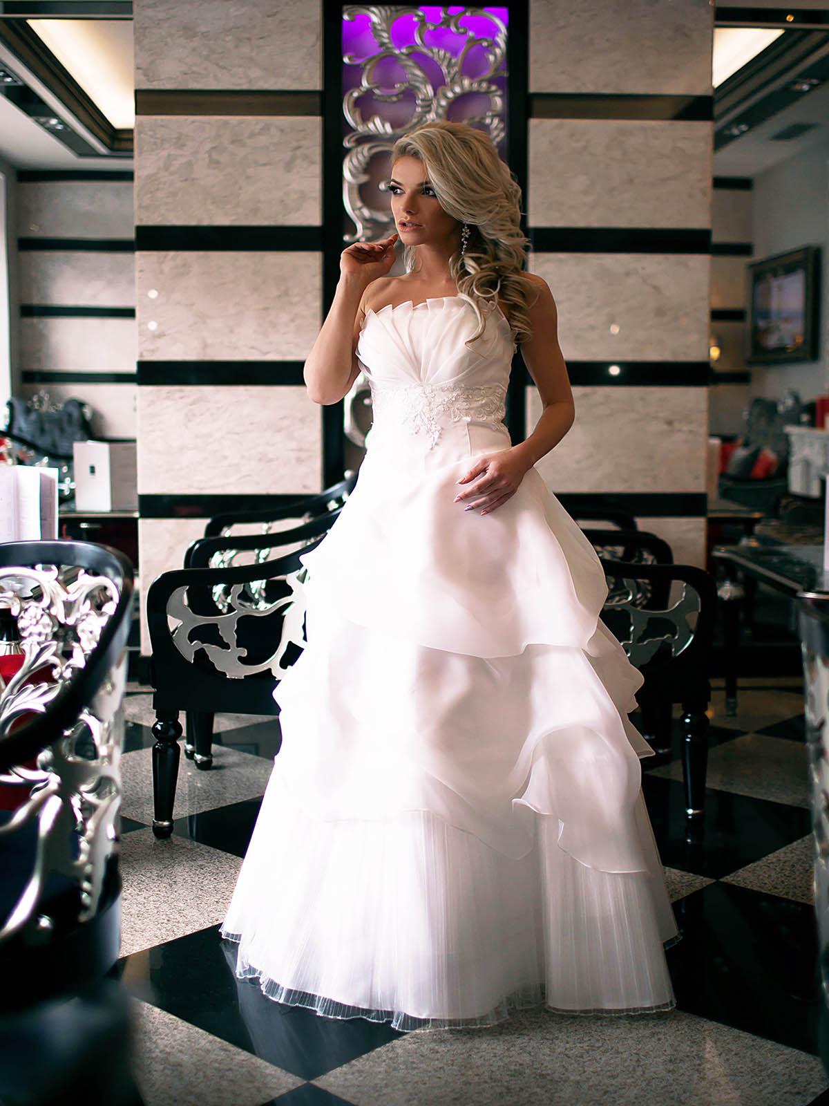 Воздушные Свадебные Платья Распродажа