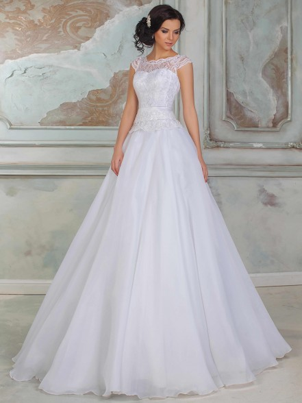 Свадебное платье Валерия XL