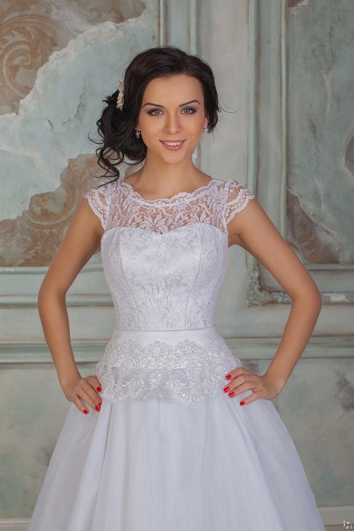 Свадебное платье Валерия XL 2