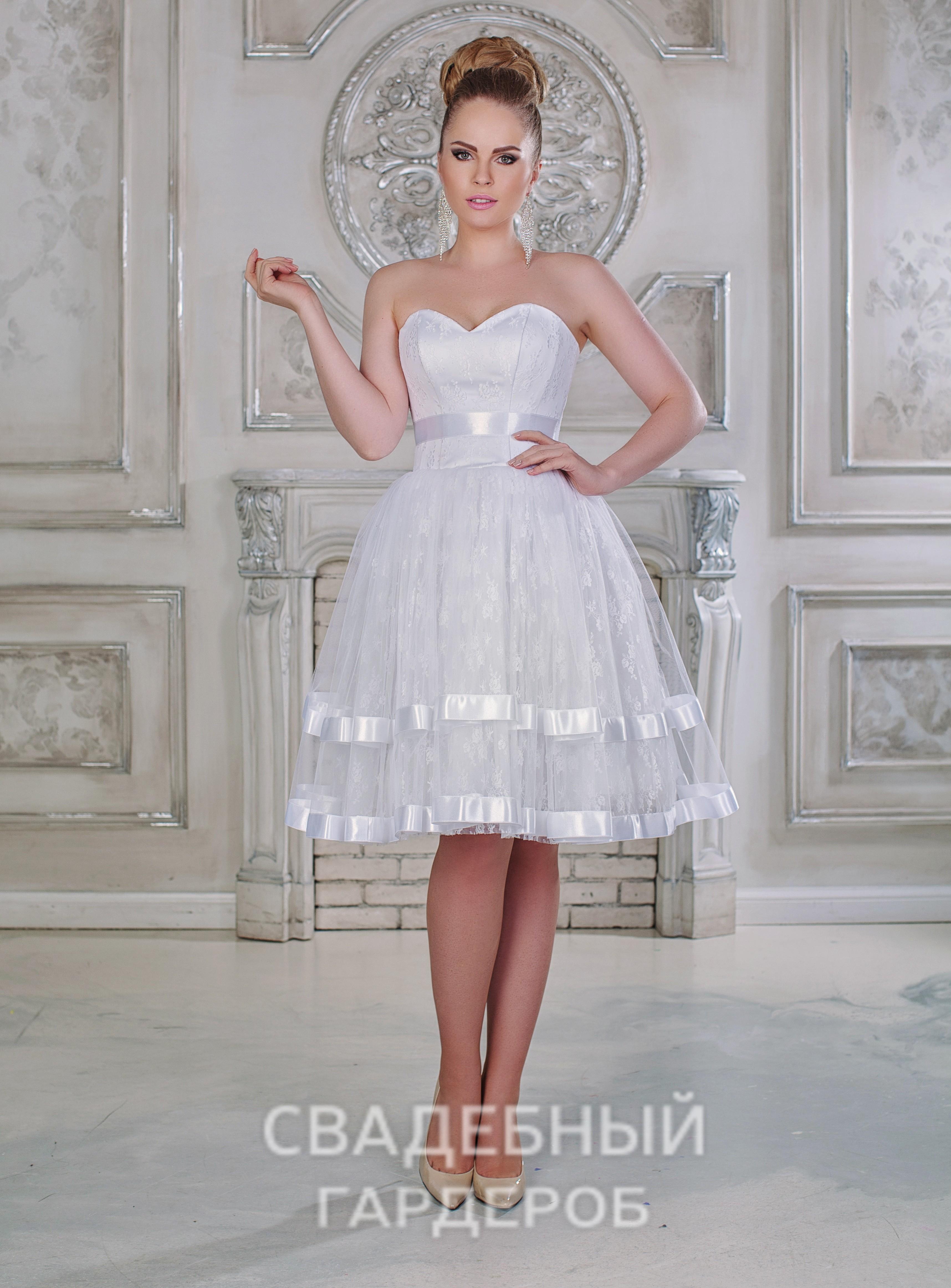 Свадебное платье Elena 1