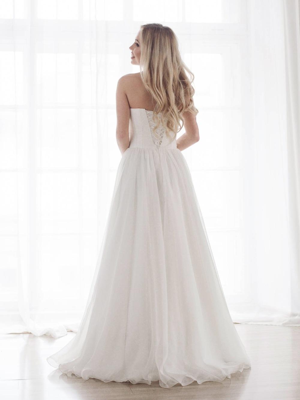 Свадебное платье Arcadia 2