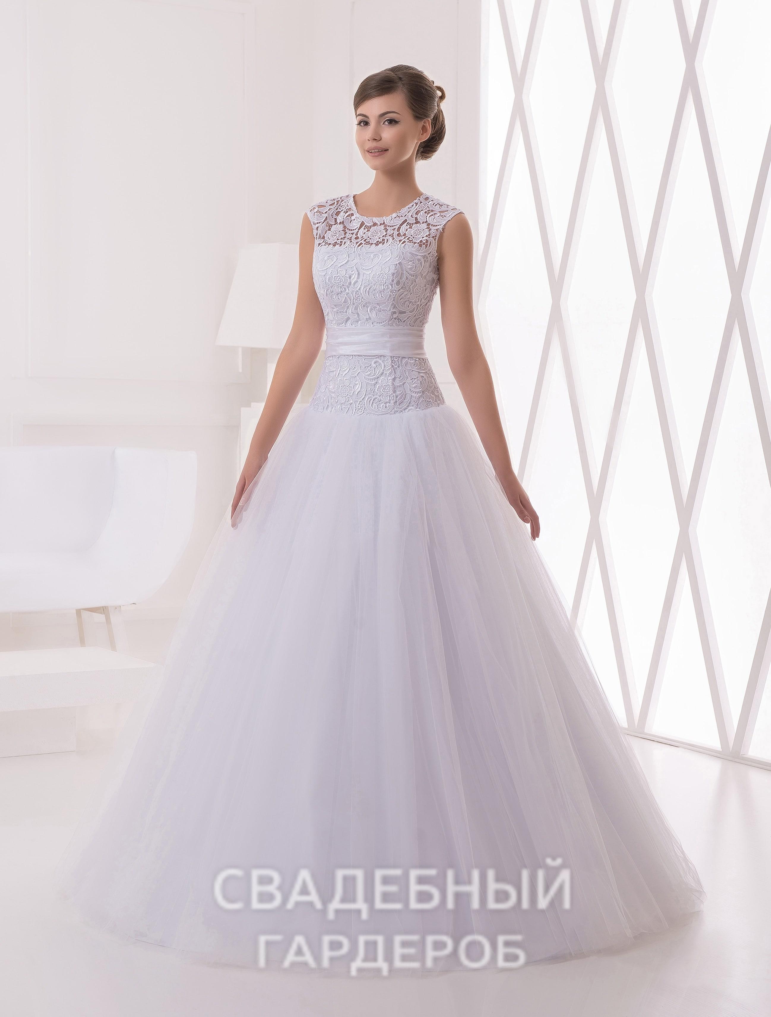 Свадебное платье Дженна 2