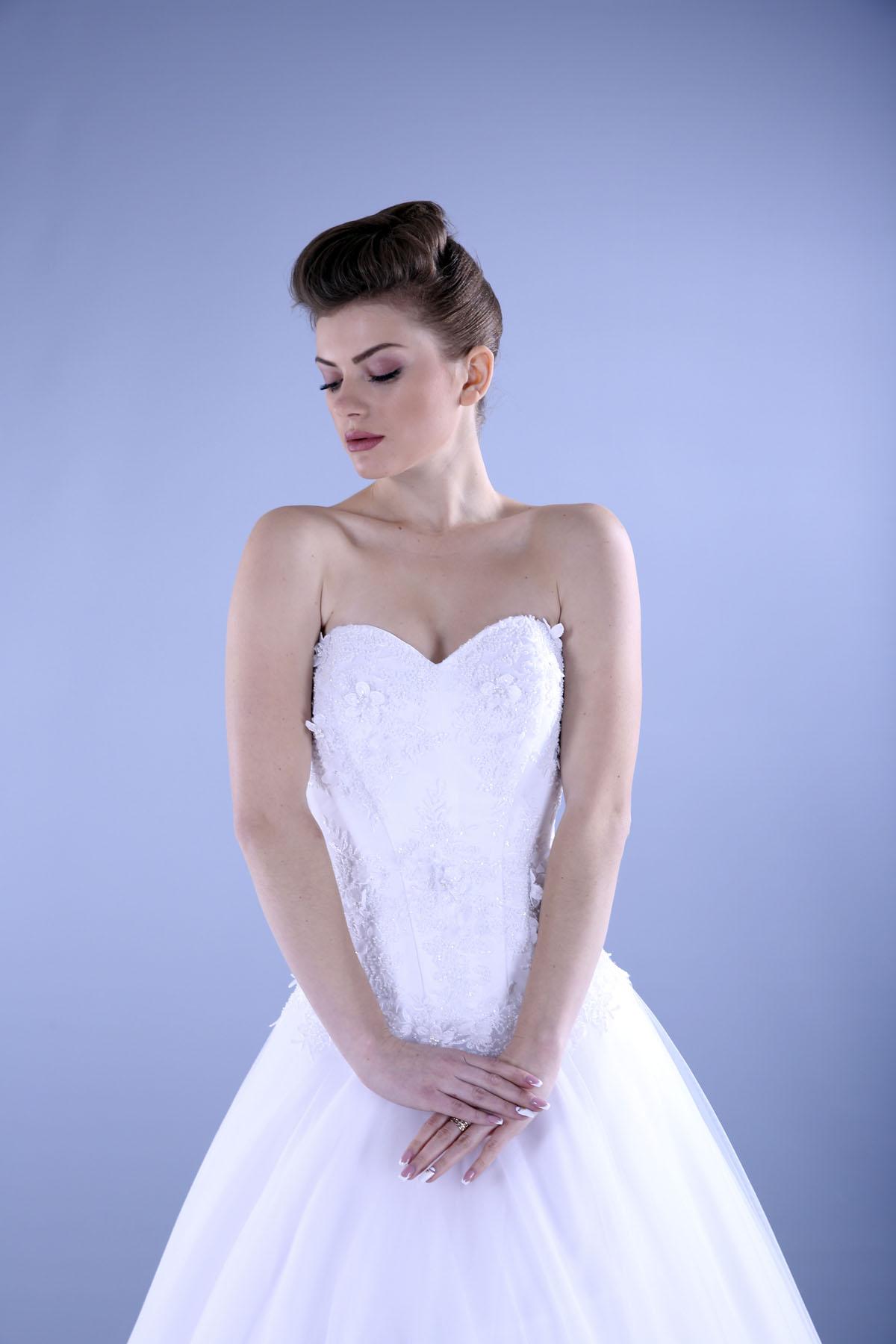 Свадебное платье Штеффи 2