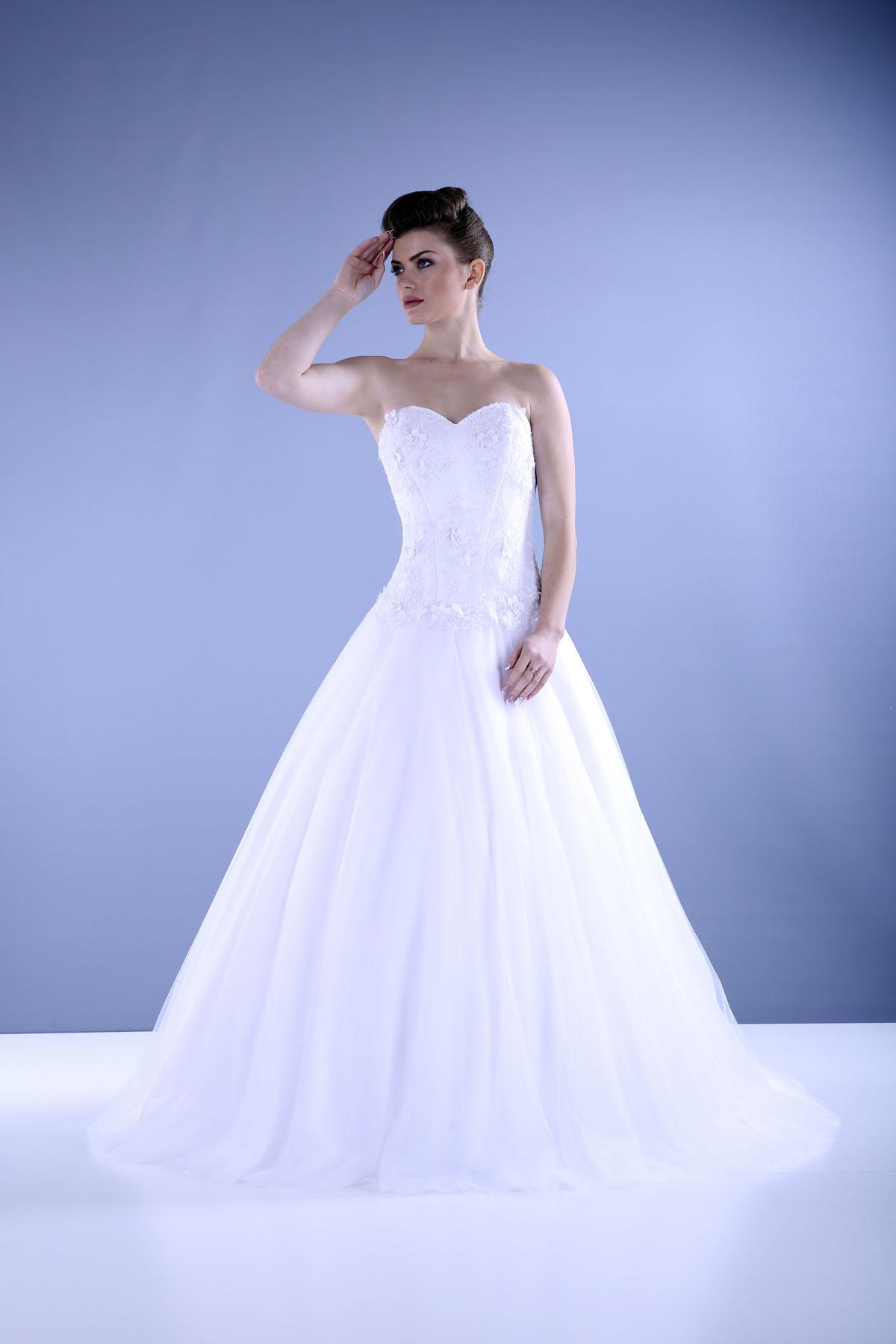 Свадебное платье Штеффи 1
