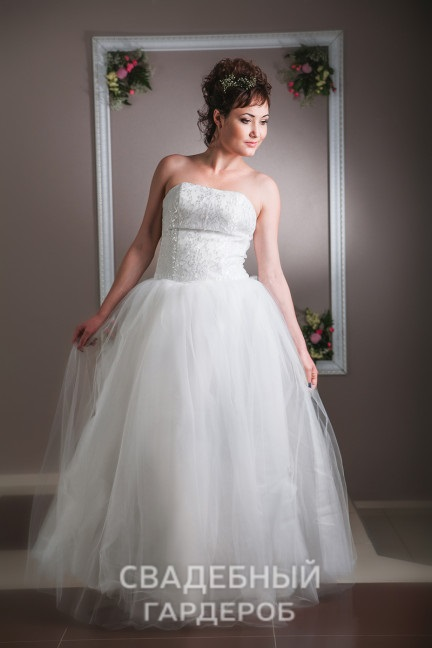 Свадебное платье Тина
