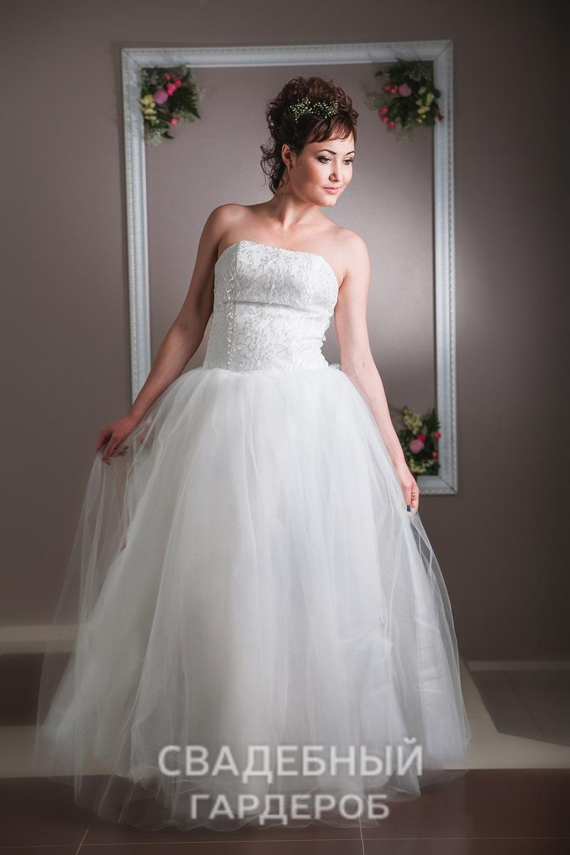 Фотография Свадебное платье Тина