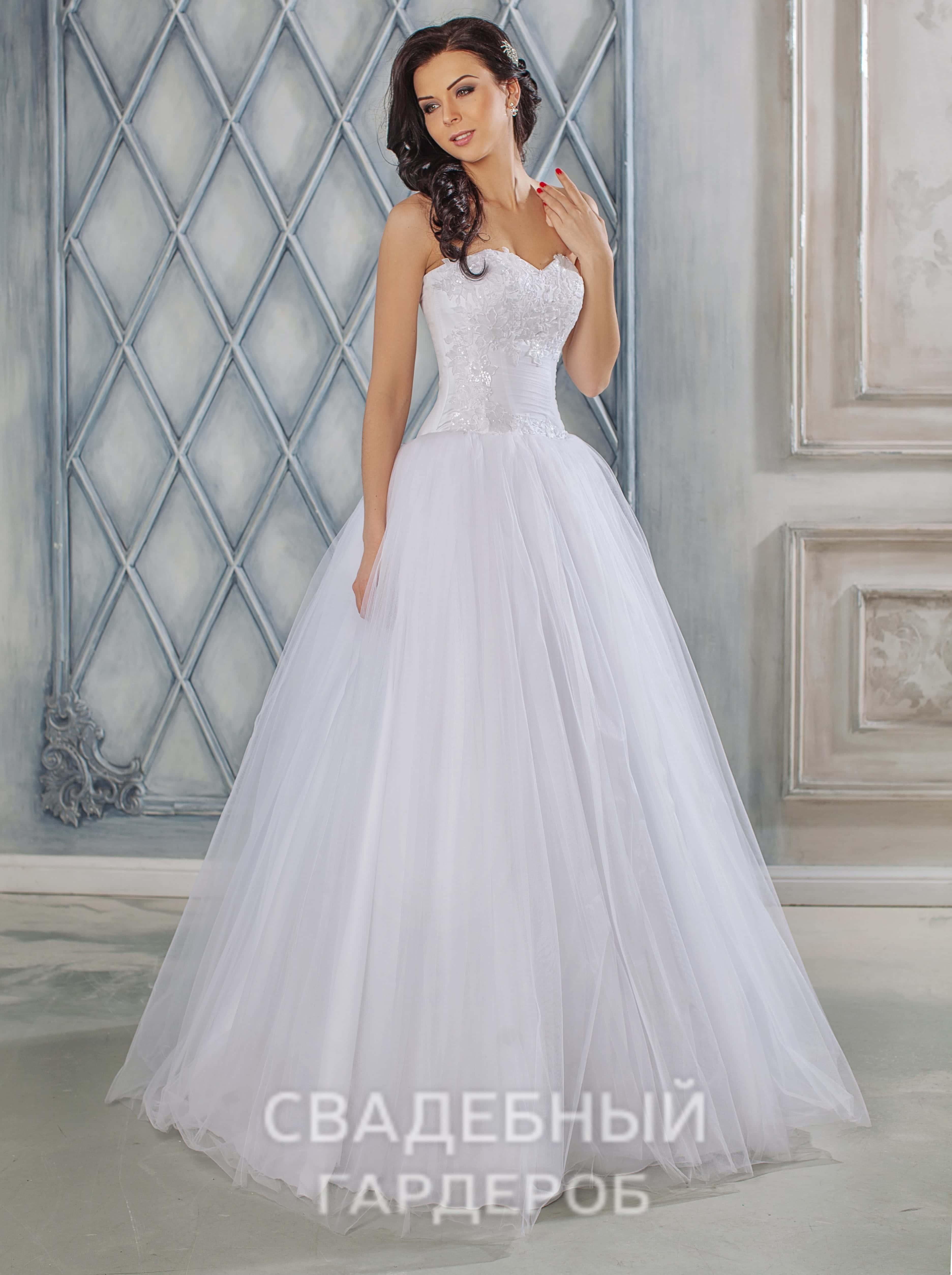 Фотография Свадебное платье Tessa