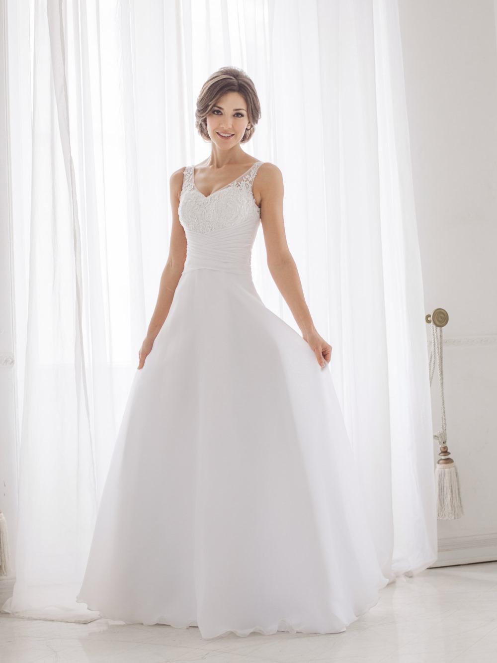 Свадебное платье Olivia 1