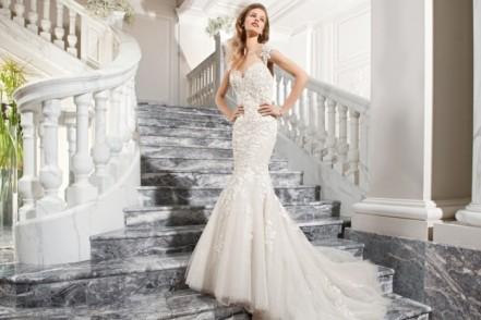 Самые модные силуэты свадебных платьев