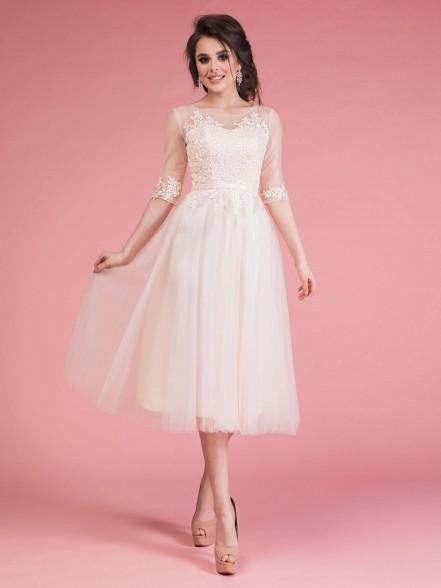 Фотография Свадебное платье Монна