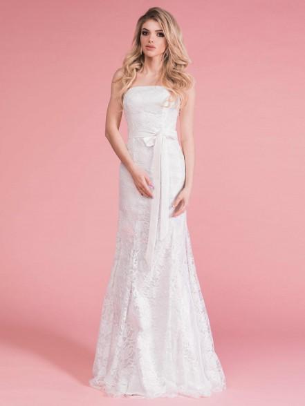 Недорогие короткие свадебные платья и цены