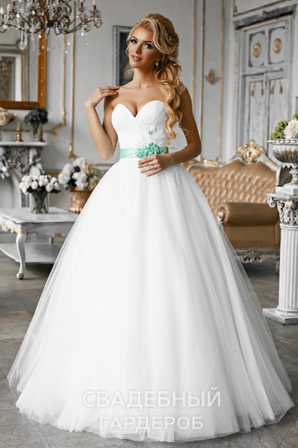 Фотография Свадебное платье Милада