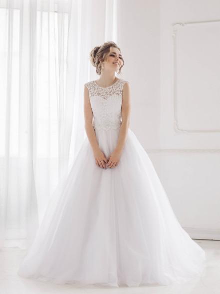 Свадебное платье Жудит