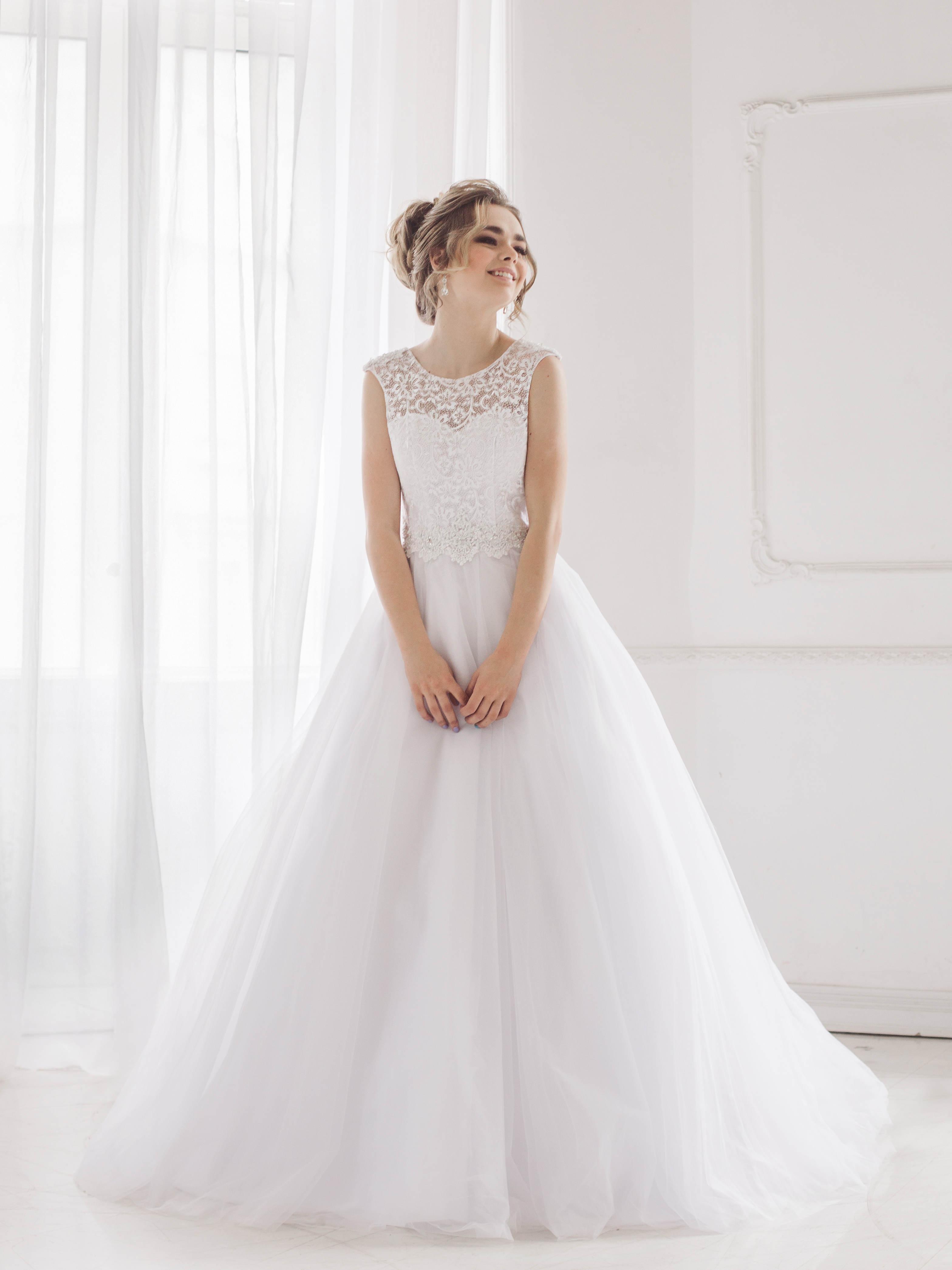 Фотография Свадебное платье Жудит