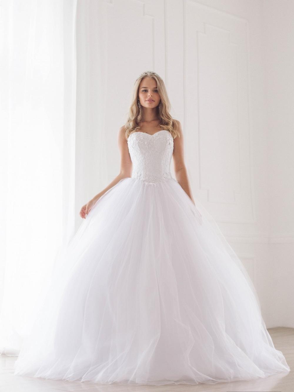 Свадебное платье Реган 1
