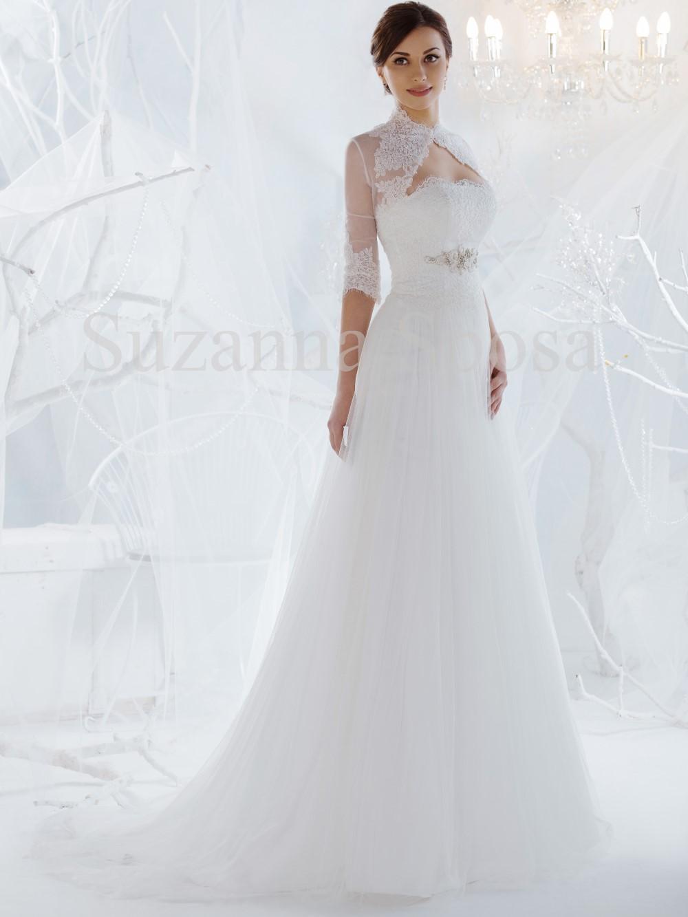 Свадебное платье Сисель 1