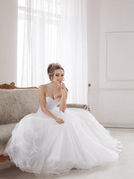Фотография Свадебное платье Tabea