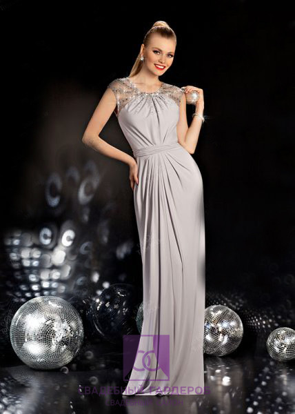 Вечернее платье Perla
