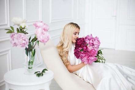 Фотография 6 признаков, что ты нашла идеальное свадебное платье