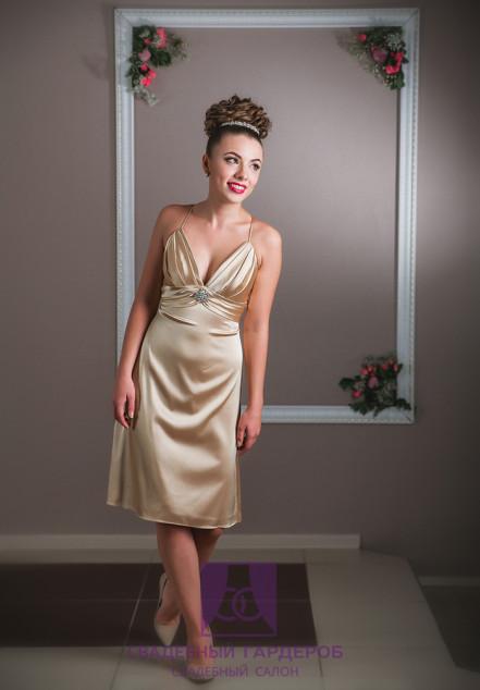 Вечернее платье Molli