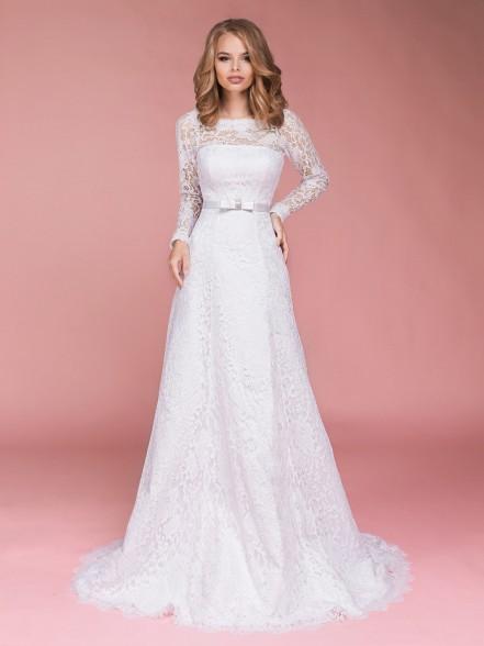 Свадебное платье Залма