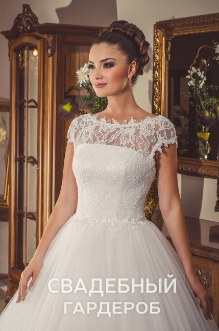 Свадебное платье Флави