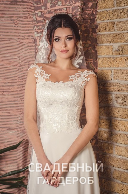 Свадебное платье Хильда