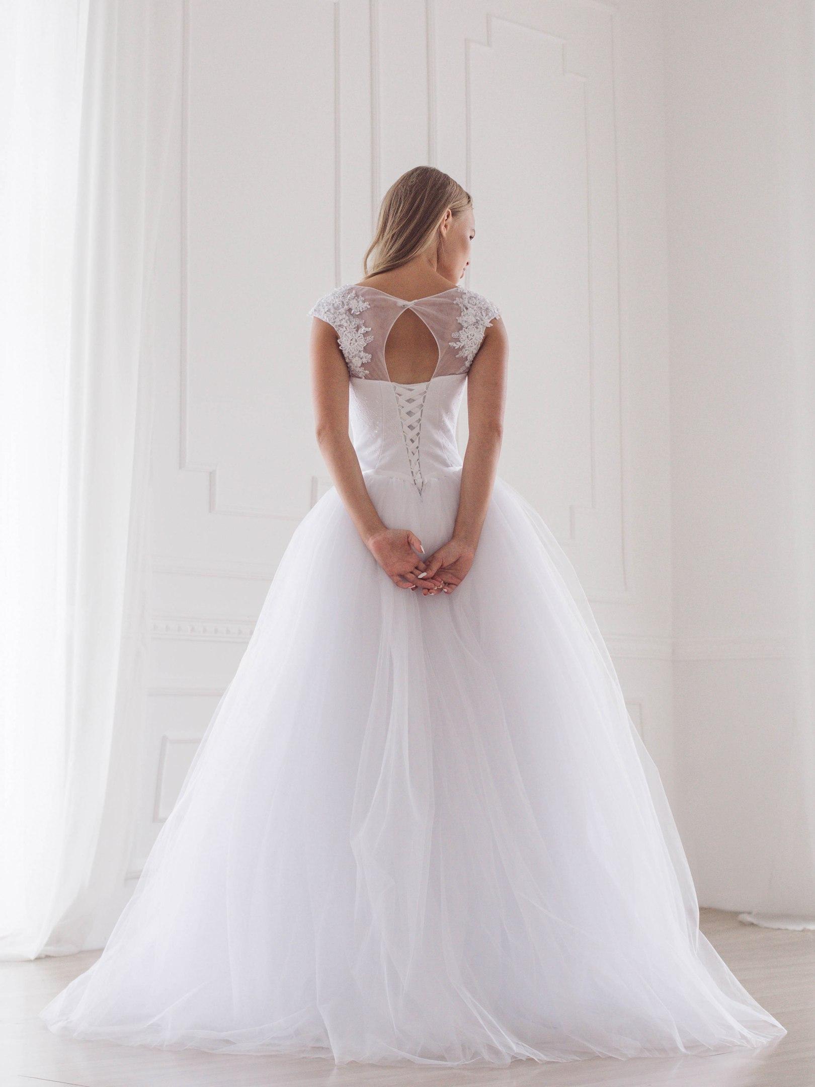 740ec02783d Почему пышные свадебные платья никогда не выйдут из моды