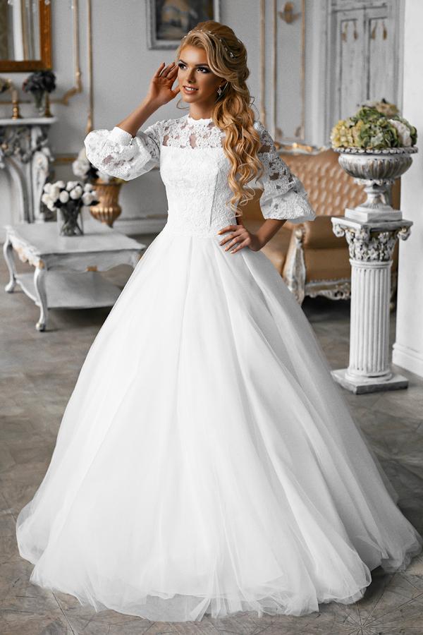 Свадьбенное платье