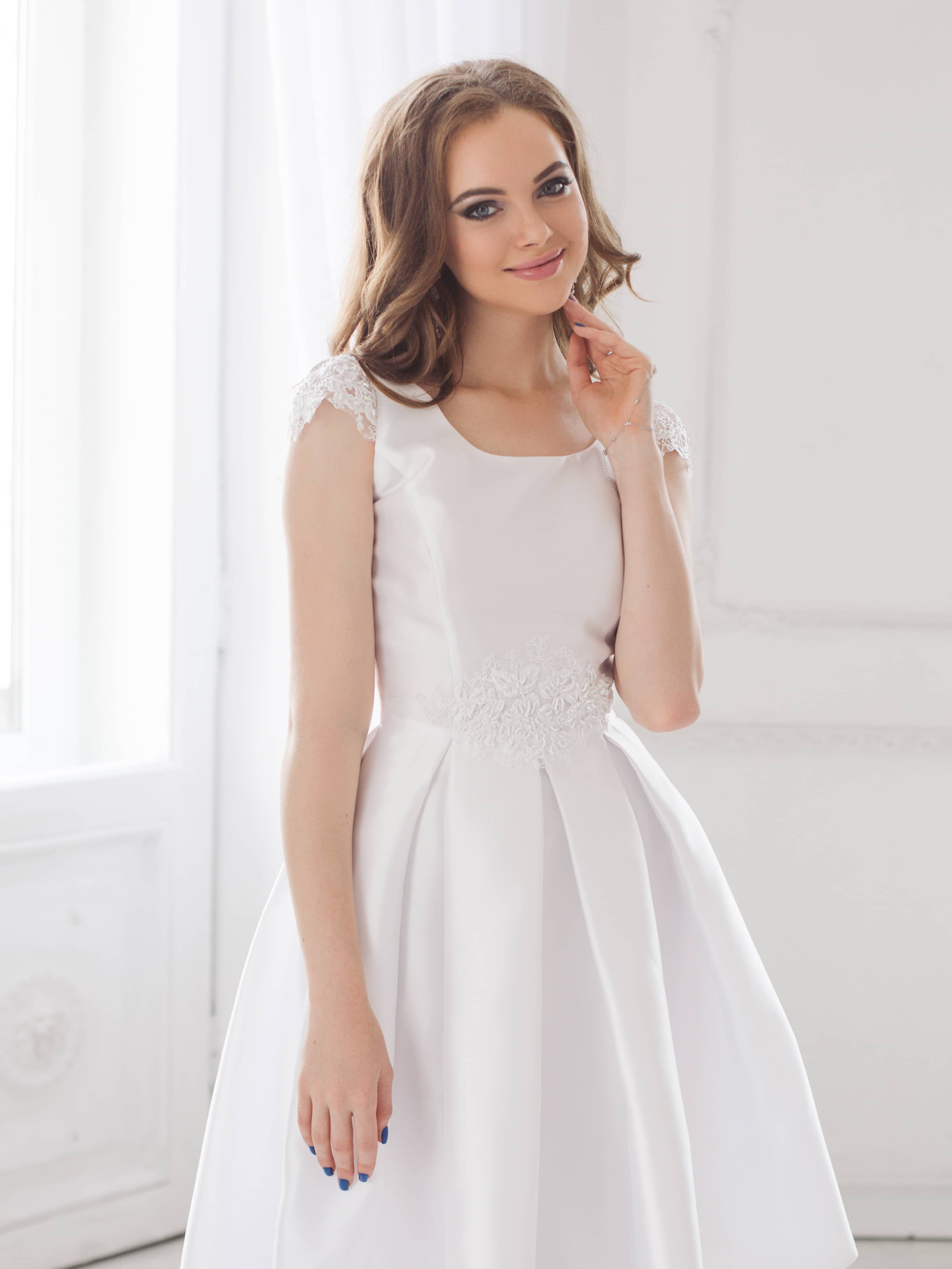 Спб Короткие Свадебные Платья Купить