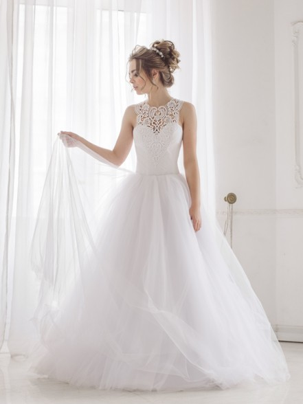 Фотография Свадебное платье Лиана