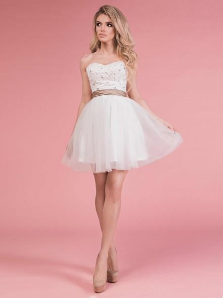 Фотография Свадебное платье Баби