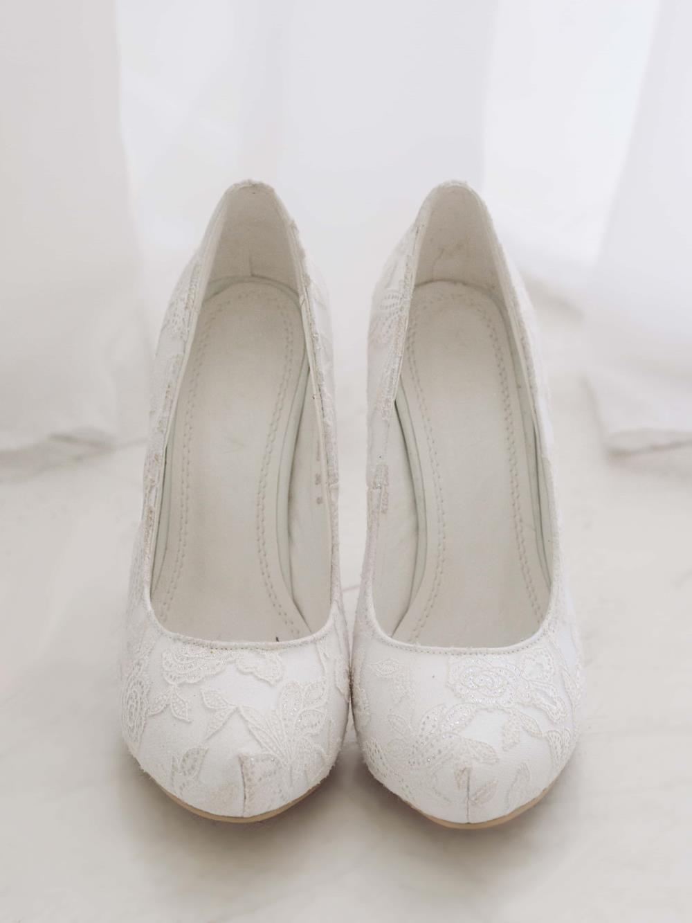 Туфли кружево 1