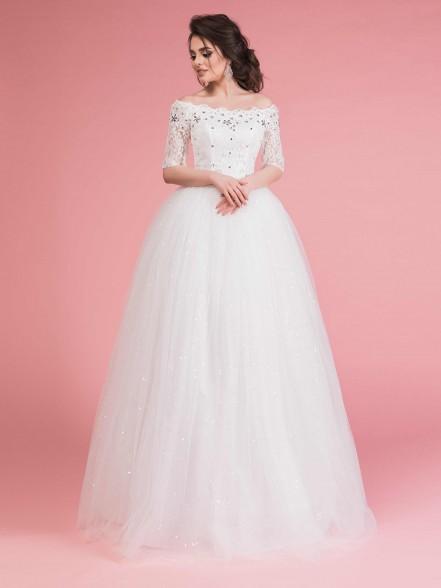 Свадебное платье Жюлли
