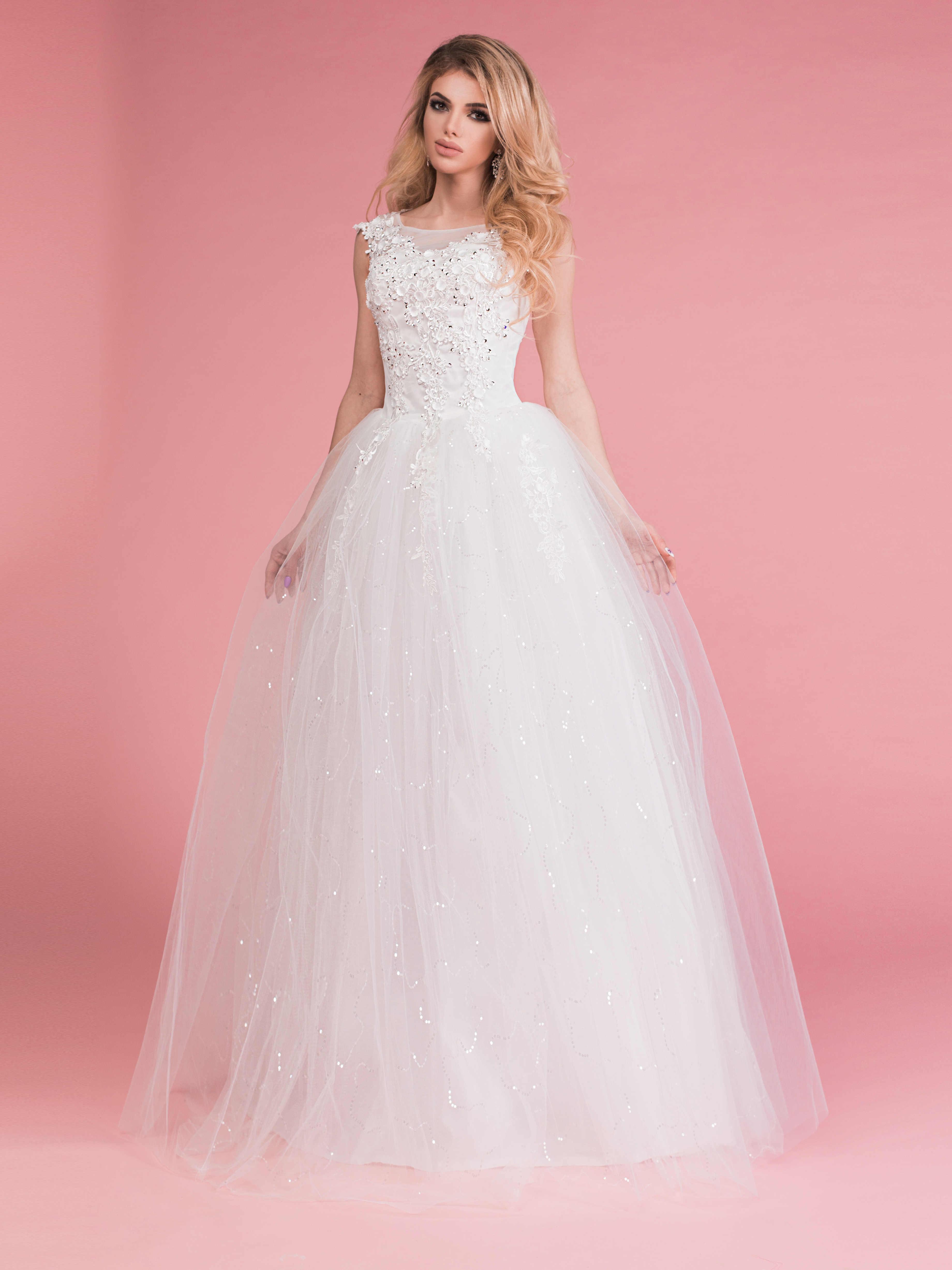 Свадебное платье Люсси 1