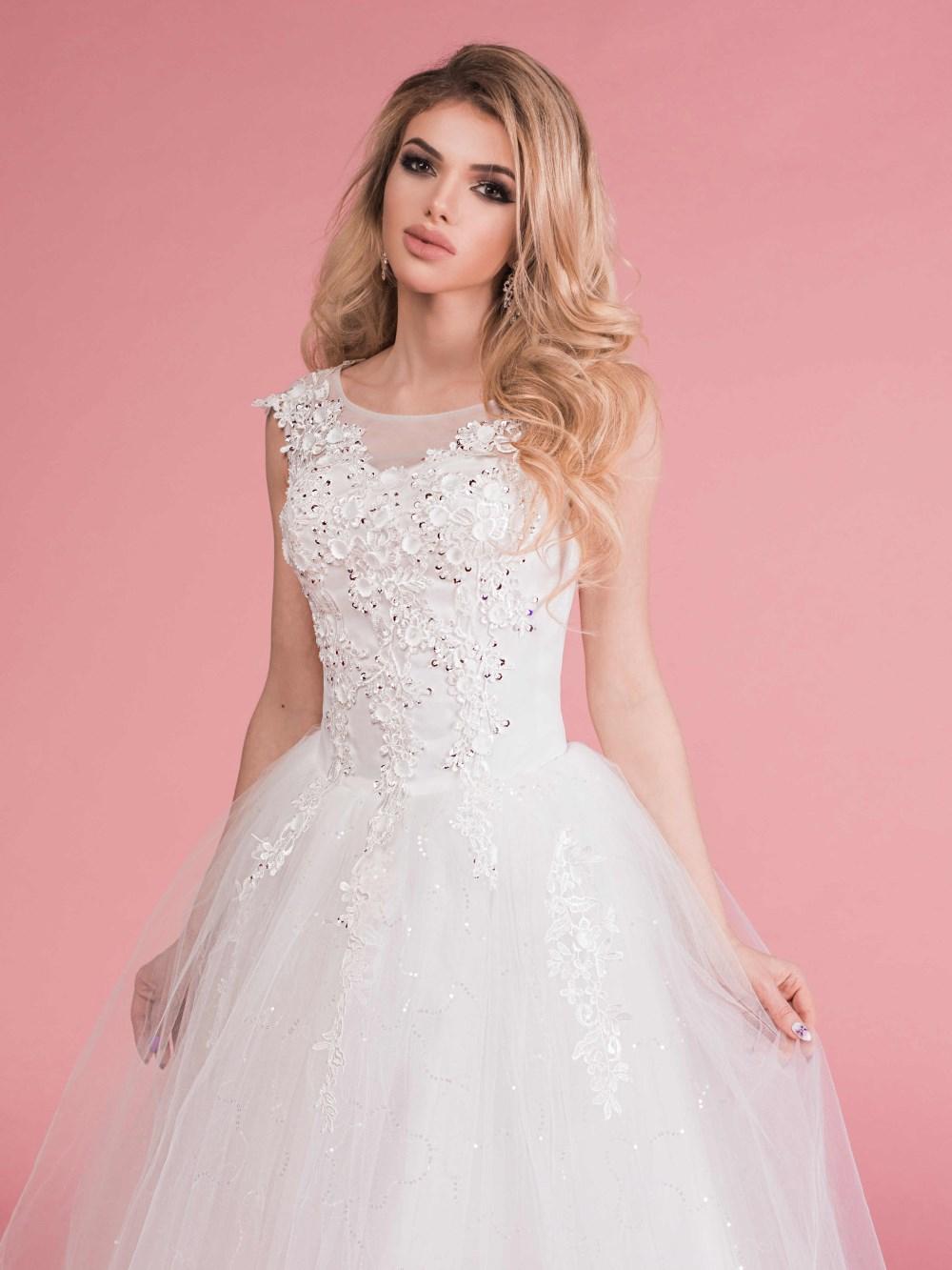 Свадебное платье Люсси 2