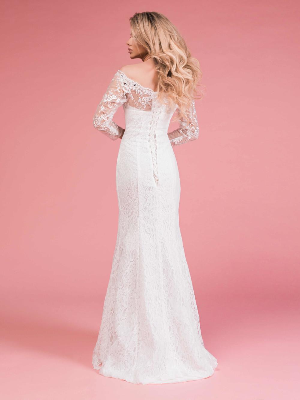 Свадебное платье Кэтти 3