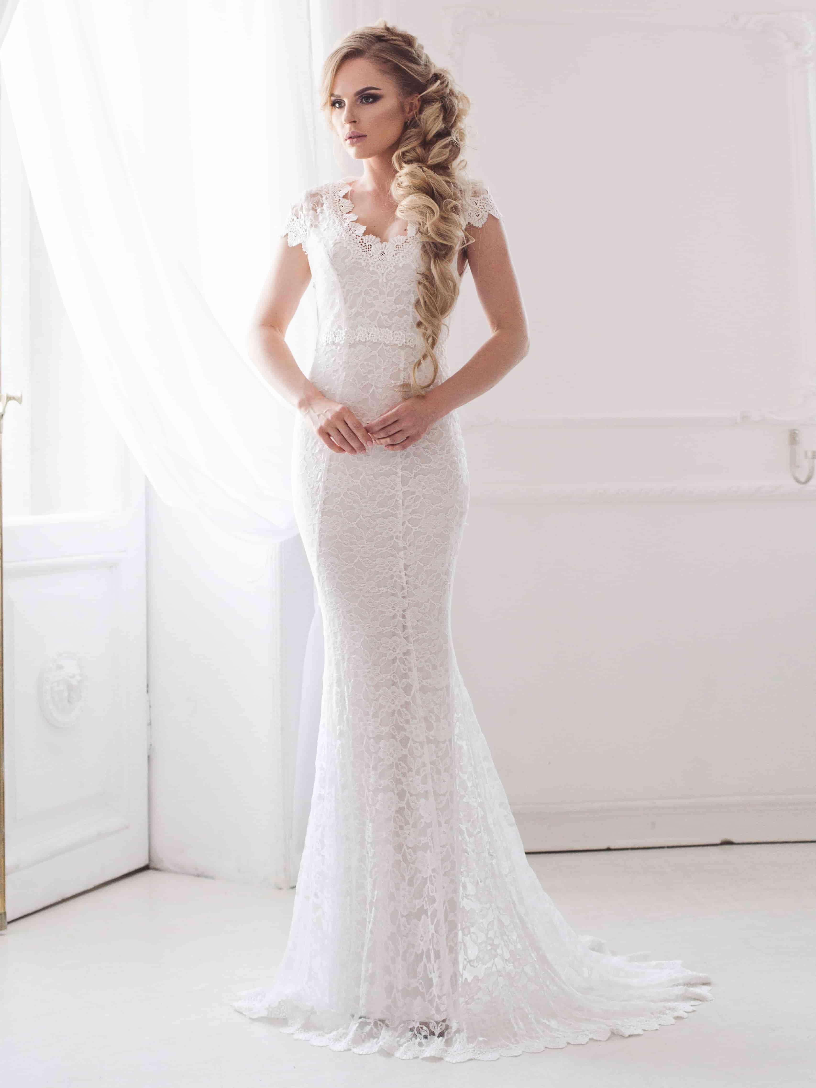 Фотография Свадебное платье Нессия