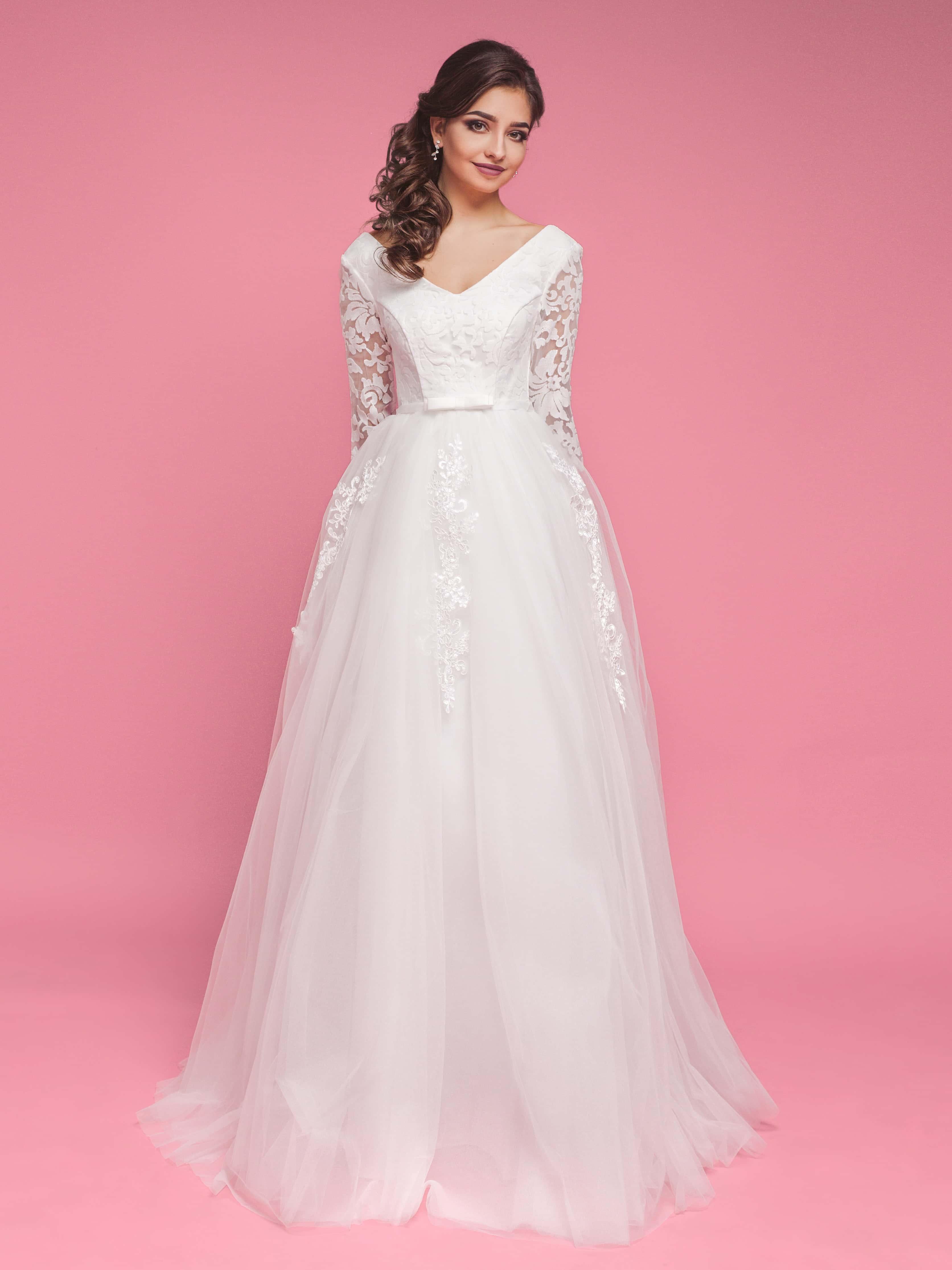 Фотография Свадебное платье Арго