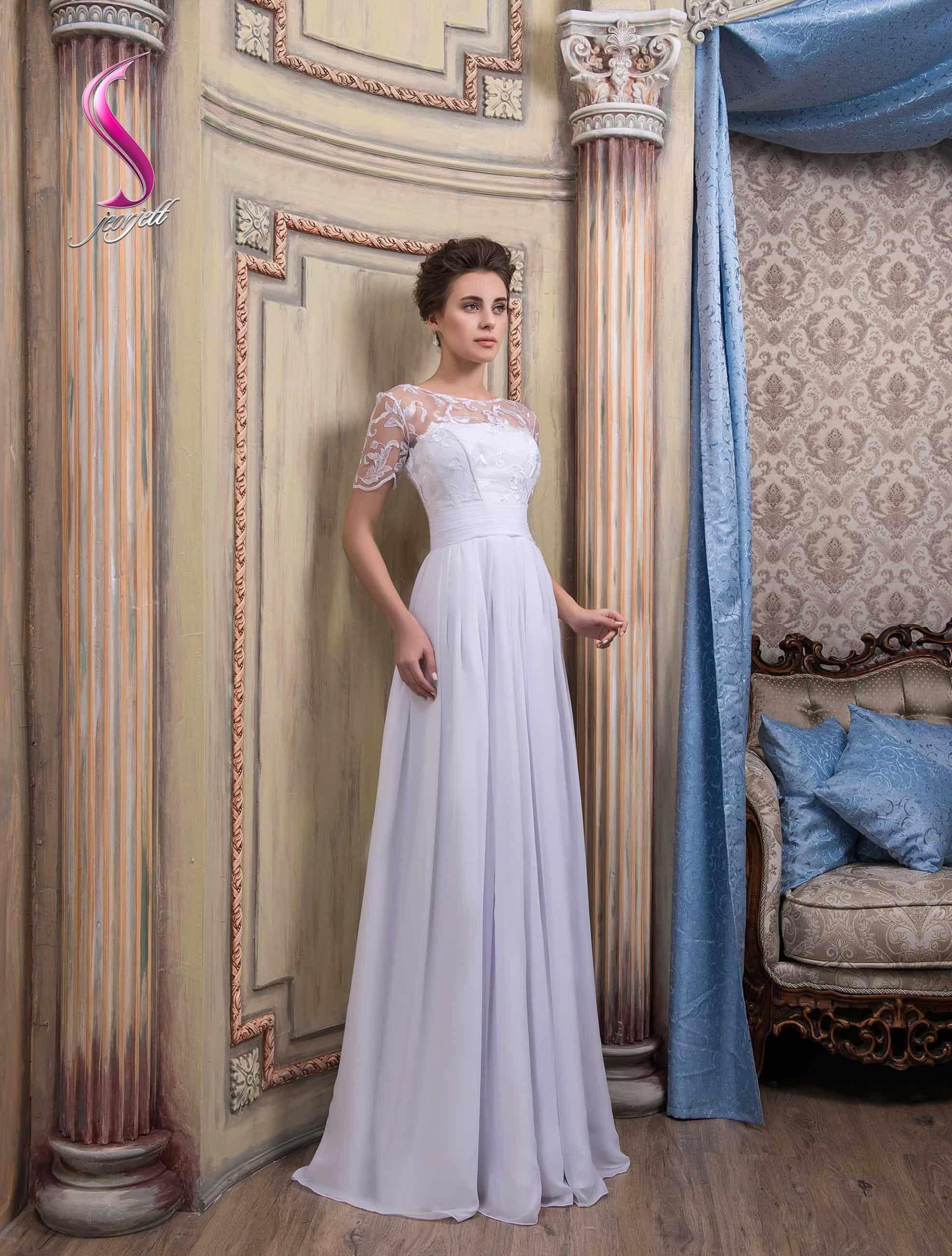 Фотография Свадебное платье Омега