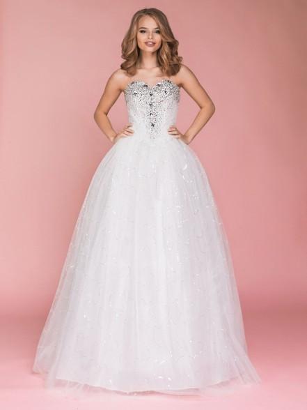 Свадебное платье Лания