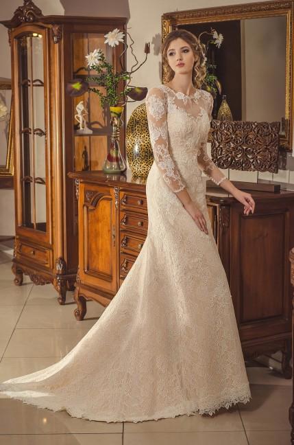 Свадебное платье Эмэли